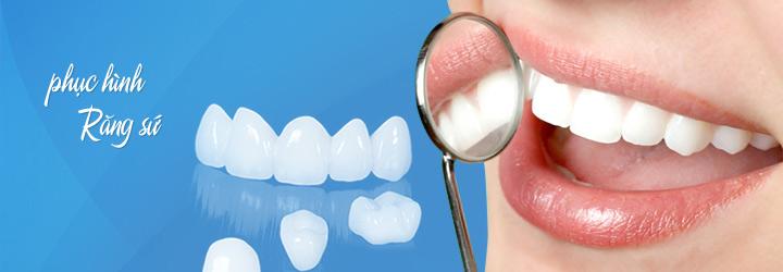 Răng sứ Cercon 2