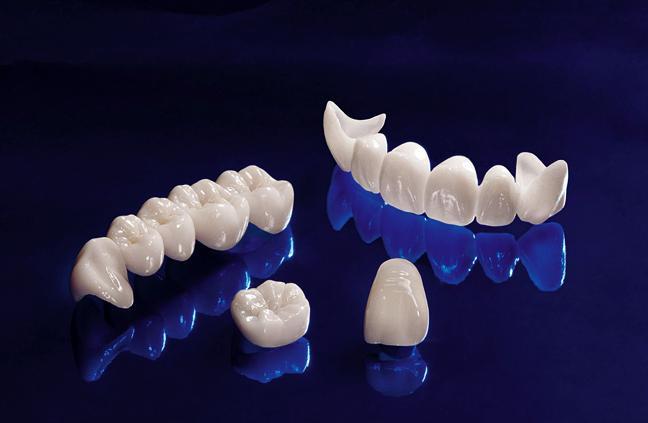 Răng sứ Zirconia 1