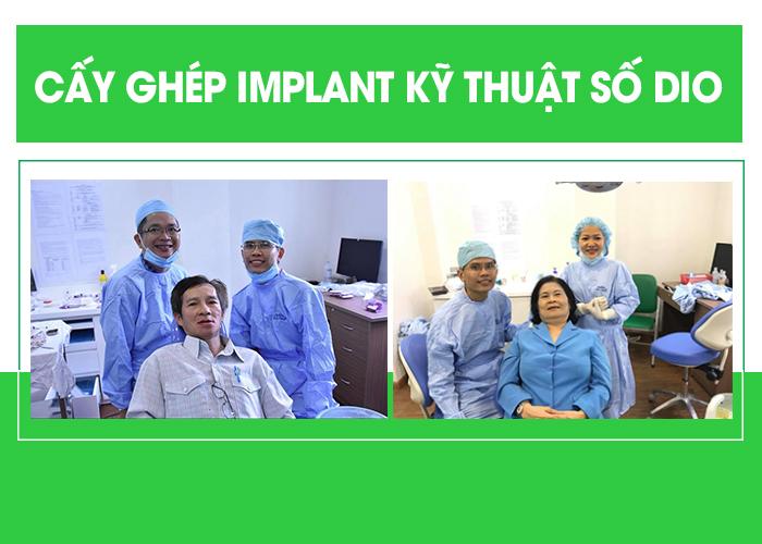 Trung tâm cấy ghép Implant uy tín